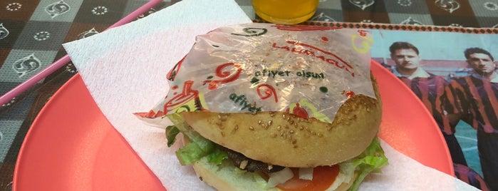 Şenbeşler hamburger is one of Locais curtidos por Mahide.