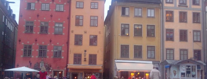 Gamla Stan is one of Best places.
