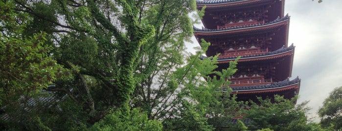 Shido-ji is one of Mirei Shigemori 重森三玲.