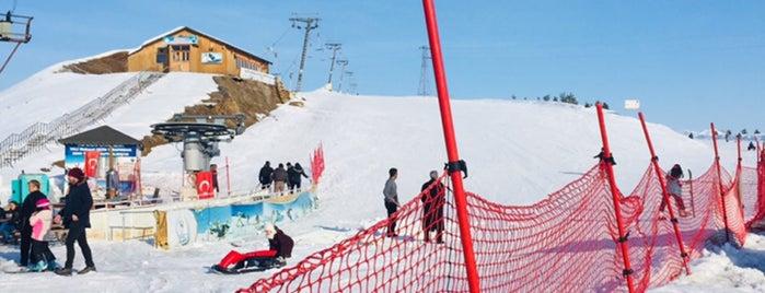 Küpkıran Kayak Merkezi is one of Türkiye - Ağrı.