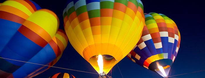 Aerostat Adventures Hot Air Balloon Rides Orlando is one of barbee 님이 좋아한 장소.