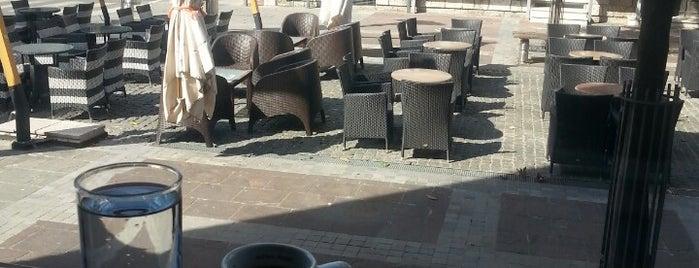 Coffee shop is one of Montenegro Wifi spots.