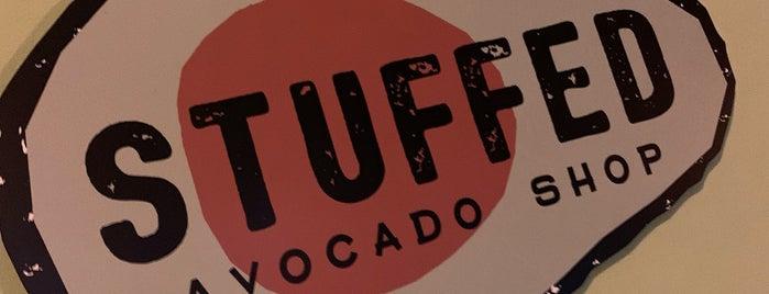 Stuffed Avocado Shop is one of Ashley 님이 좋아한 장소.