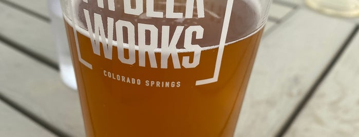 Fh Beer Works is one of Posti che sono piaciuti a Breck.