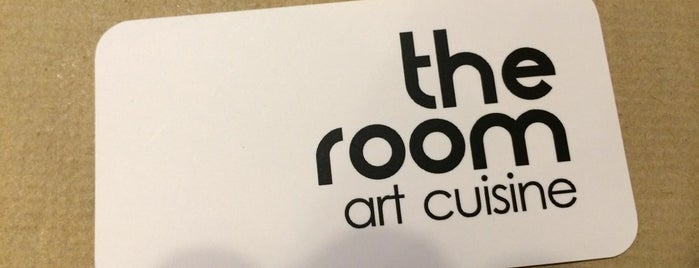 The Room Art Cuisine is one of Davidさんのお気に入りスポット.
