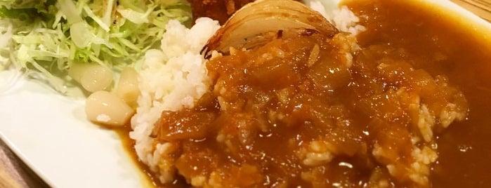 オノコロカリー is one of 関西カレー部.