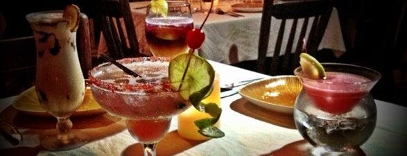 Hidden Treasure Restaurant is one of Belize.