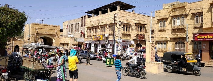 Jaisalmer is one of Lugares favoritos de Tamara.