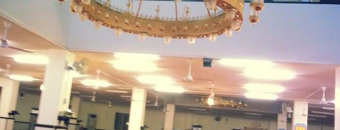Abo Dhar Masjed جامع أبوذر الغفاري is one of Locais curtidos por hussain.