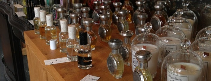 Avery Fine Perfumery is one of New Orleans.