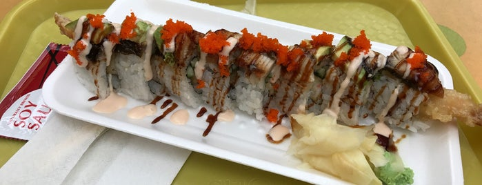 Izumi Sushi is one of Vancouver Restaurants.