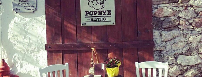 Popeye is one of Greek Food Hangouts.