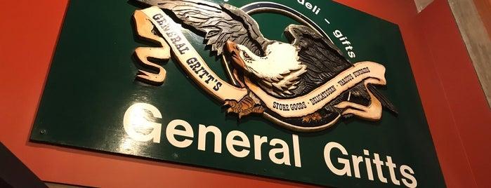 General Gritts is one of Lugares favoritos de Joe.