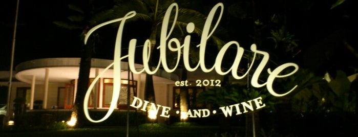 Jubilare Dine and Wine is one of To visit.