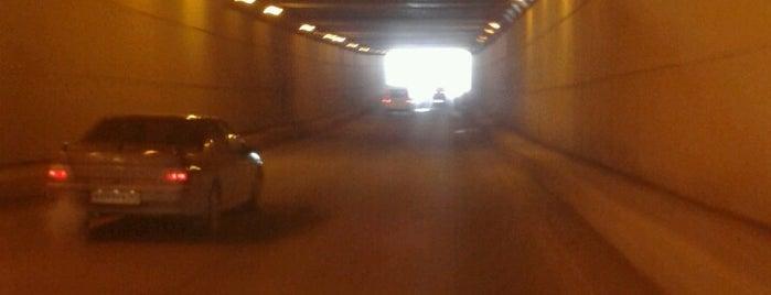 Муринский тоннель is one of Lugares favoritos de Sveta.