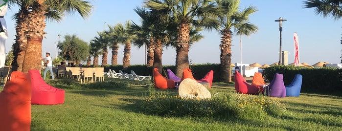 Gümüldür Belediye Parki is one of Locais curtidos por Selda.