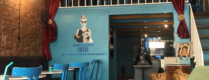 Brew Coffee Works is one of Lieux qui ont plu à Alper.