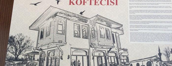 C&S Meşhur Merkezefendi Köftecisi is one of Greta : понравившиеся места.