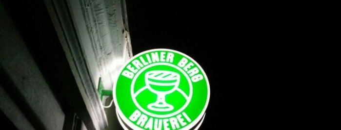 Berliner Berg is one of Berlin Bars and Restaurants.