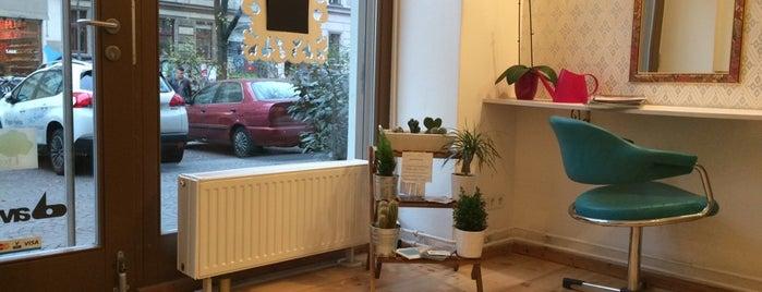 Salon Eisfeld is one of Locais salvos de i.am..