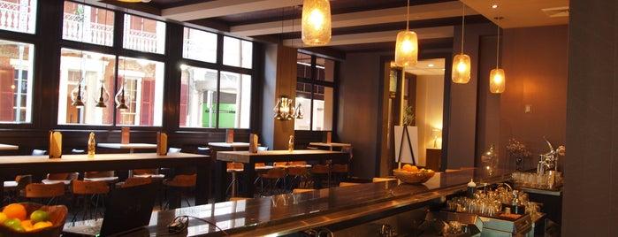 Batch Bar at Hyatt French Quarter is one of NOLA.
