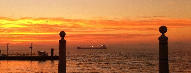Cais das Colunas is one of Lisbon flash-trip.