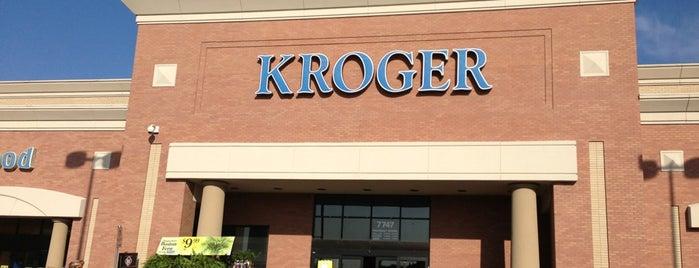 Kroger is one of Lieux qui ont plu à Samah.