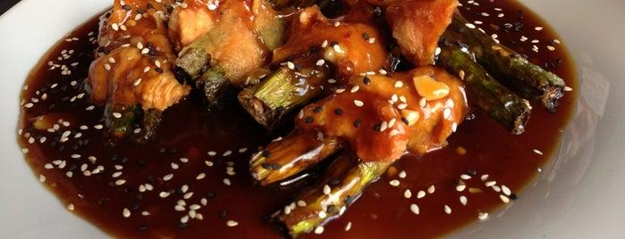 Oriental Grill is one of Lieux sauvegardés par Dave.