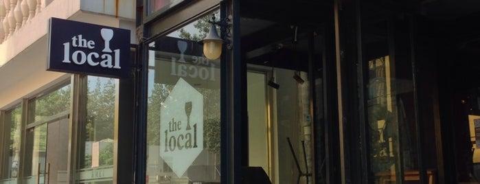 The Local is one of Posti che sono piaciuti a Collin.