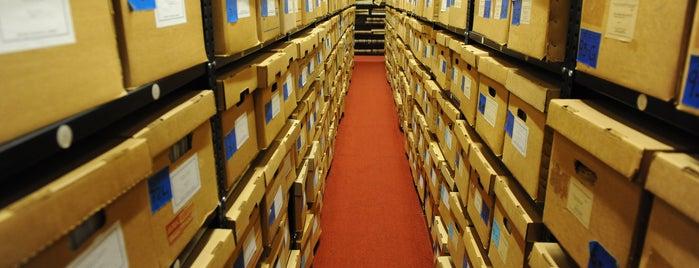 Bentley Historical Library is one of Samantha 님이 좋아한 장소.