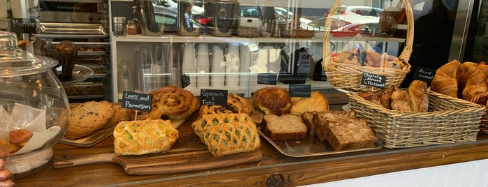 Cafe Madelaine is one of Jersey City 2020.