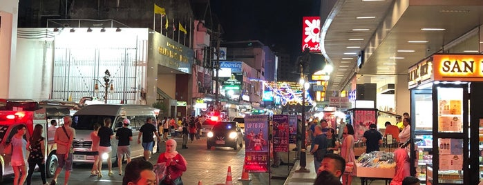 Hatyai Walking Street is one of Thailand.