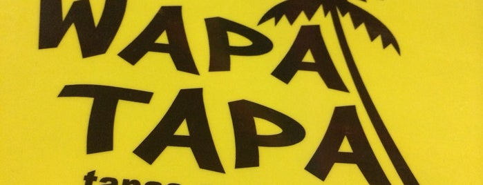 Wapa Tapa is one of Favourite Restaurants.