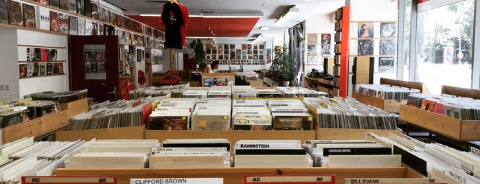 Whispers Records is one of Record Stores Worldwide.