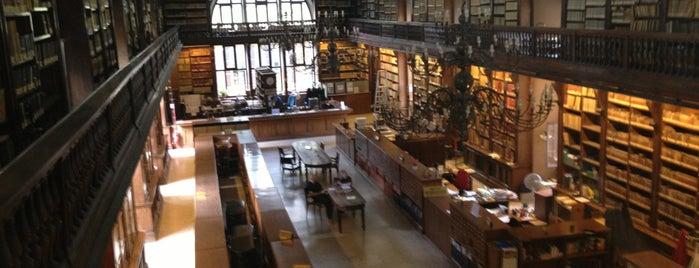 Biblioteca Nazionale Braidense is one of Books everywhere I..