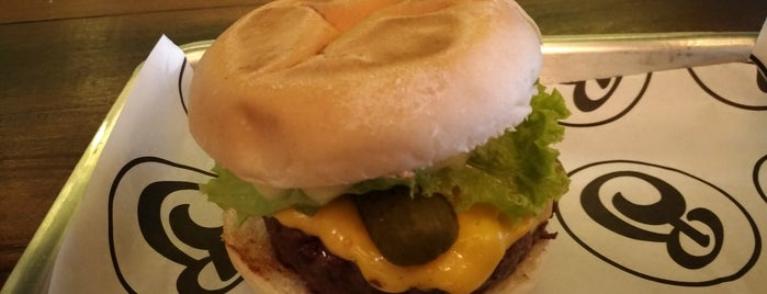 Bronco Burger Cambui is one of Lugares favoritos de Fábio.