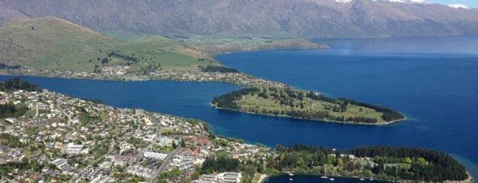 Queenstown is one of Trudy's list.