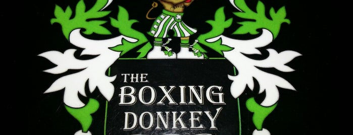 Boxing Donkey is one of Dives.