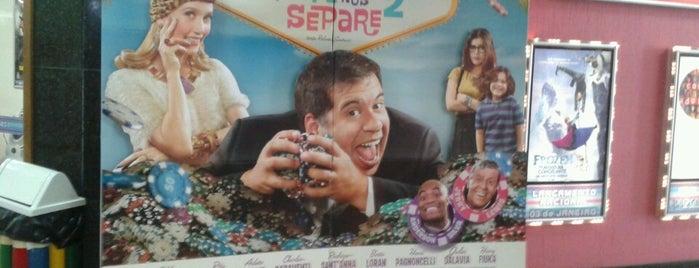 Cinemaniaca Duo Cine Santa Cruz is one of Lieux sauvegardés par Pablo.