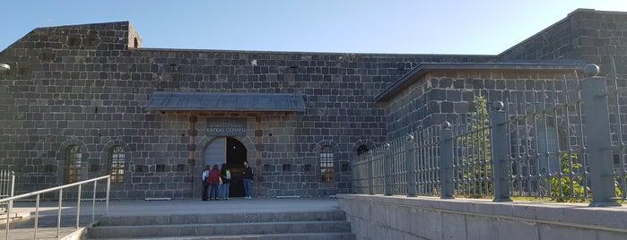 Kafkas Cephesi Harp Tarihi Müzesi is one of Kars.