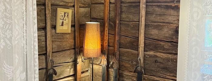 Ravintola Ämmilä is one of Lapland 2018.
