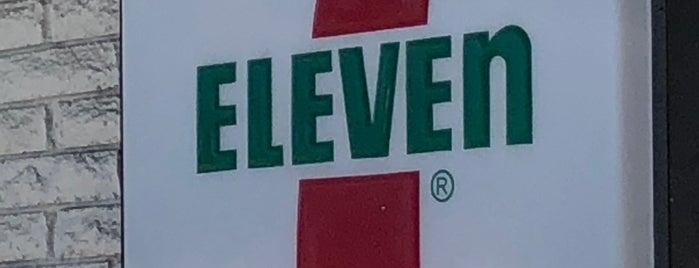 7-Eleven is one of Lugares favoritos de Alicia.