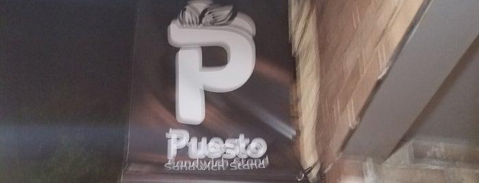 Puesto Sandwich Stand is one of Lugares favoritos de Kerry.