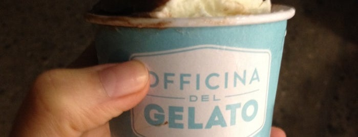 Officina del Gelato is one of Top 10R$ Zona Sul - Rio Janeiro.