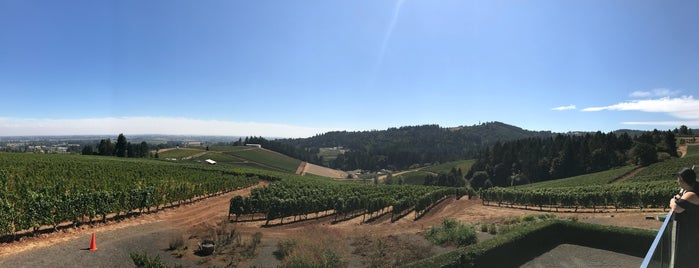 Winderlea Vineyard & Winery is one of Oregon.