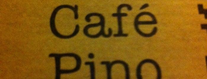 Café Pino is one of LAS MEJORES TORTILLAS.