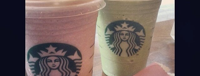 Starbucks is one of The 15 Best Coffee Shops in Pittsburgh.
