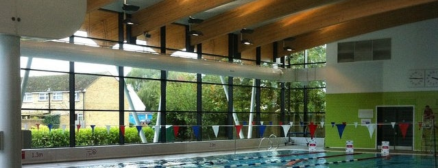 Better Horley Leisure Centre is one of GLL Leisure Centres, Gyms, Pools.