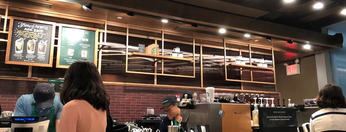 Starbucks is one of New: NYC 🆕.