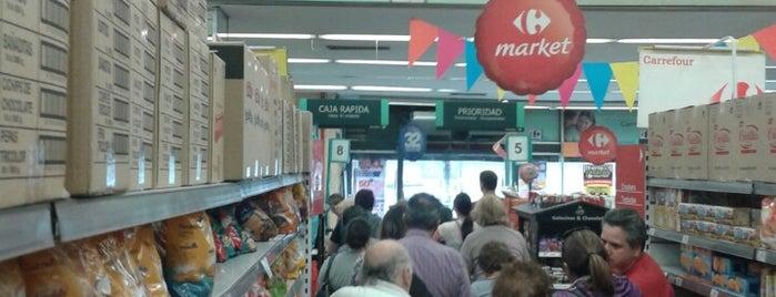 Carrefour Market is one of Lugares que conozco.